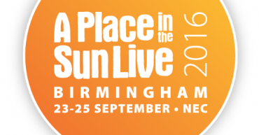 A Place in the Sun Live! 23-25 September 2016