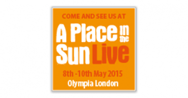 A Place in the Sun Live - London 8-10 May 2015
