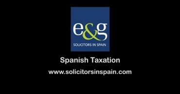 A guide on the impact of taxation in Spain.