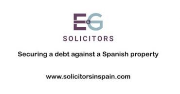A guide for creditors to securing a debt against a Spanish property.